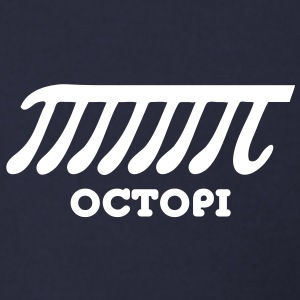 Octopi (PI) Zip Hoodies/Jackets - Men's Zip Hoodie