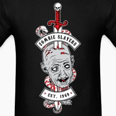 Zombie Slayers  - Zombie T-Shirt