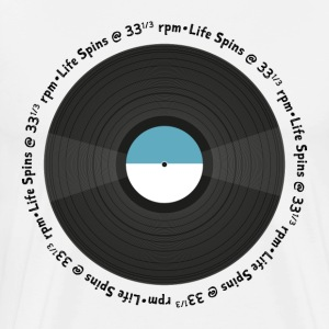 Life Spins at 331/3 rpm