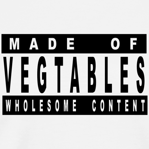 Made of Vegtables