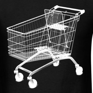 Shopping Cart - Men's T-Shirt