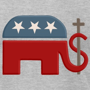 Republicans T-Shirts - Men's T-Shirt by American Apparel