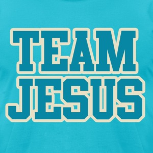 Team JESUS - Men's T-Shirt by American Apparel