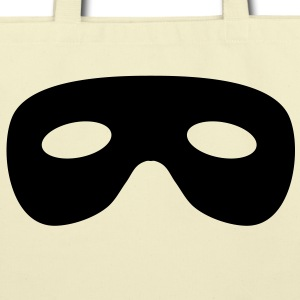 mask Bandit Bags  - Eco-Friendly Cotton Tote
