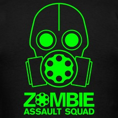 The Original Zombie Assault Squad T-shirt