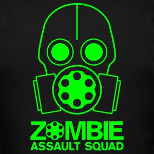 The Original Zombie Assault Squad T-shirt - Men's T-Shirt