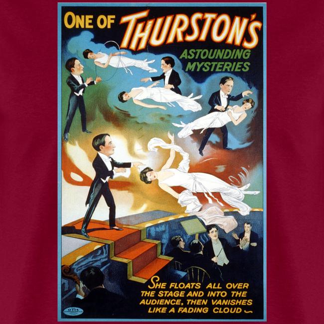 THURSTON CLASSIC POSTER T-SHIRT
