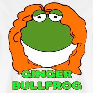 Design ~ Ginger Bullfrog