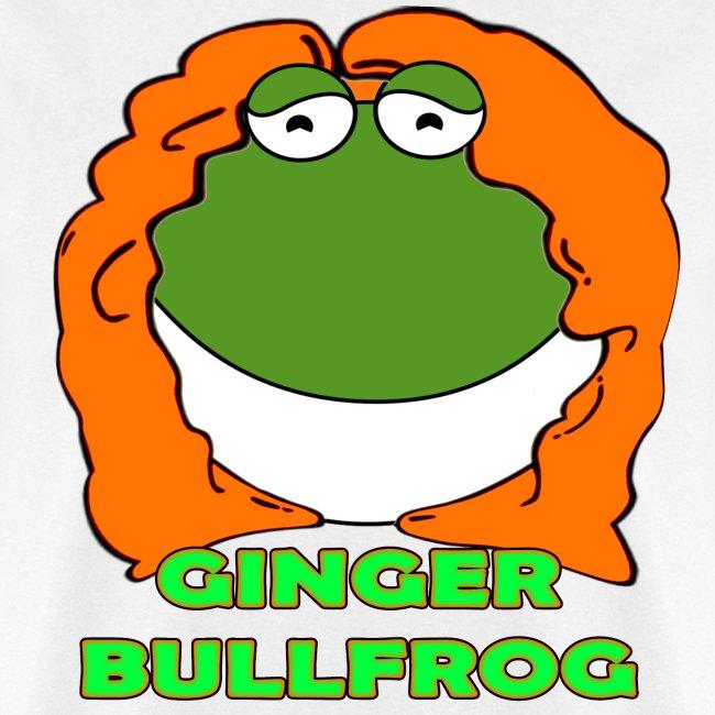 Ginger Bullfrog