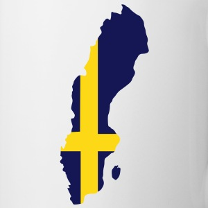 Sweden Accessories - Coffee/Tea Mug