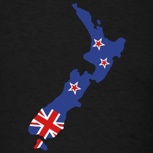 New Zealand T-Shirts - Men's T-Shirt