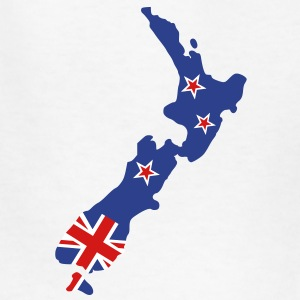 New Zealand Kids' Shirts - Kids' T-Shirt