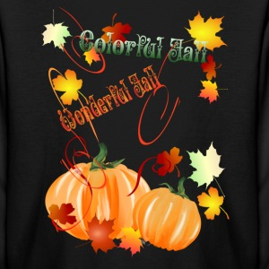 Beautiful Fall - Kids' Long Sleeve T-Shirt