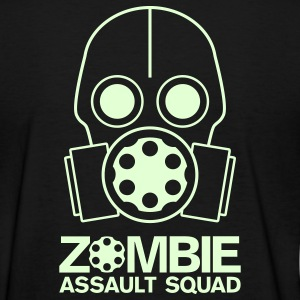 Glow in the Dark Zombie Assault Squad Women's T-s - Women's T-Shirt