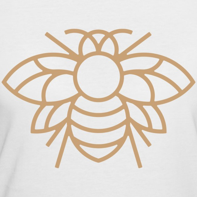 Golden Bee Women's Tee