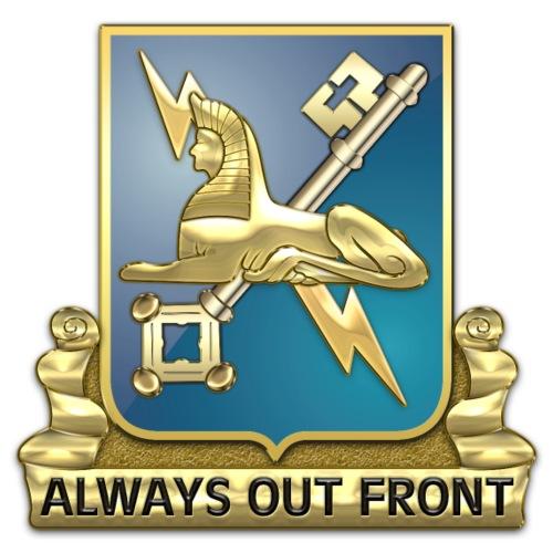MI Regimental Insignia