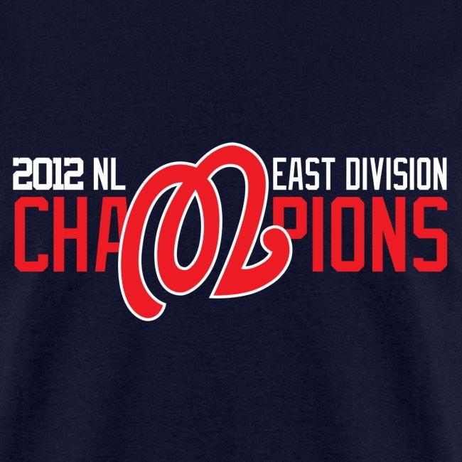2012 Nats NL East Champions