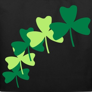 Shamrock Splash Bags  - Eco-Friendly Cotton Tote