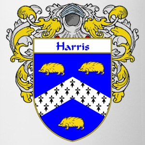 Harris Coat of Arms/Family Crest - Coffee/Tea Mug