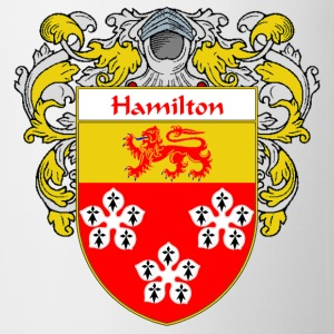 Hamilton Coat of Arms/Family Crest - Coffee/Tea Mug