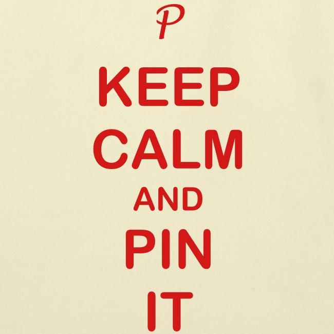 Keep Calm & Pin it