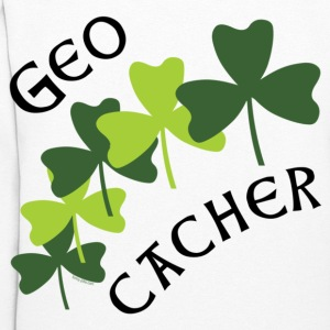 Geocacher Shamrocks Hoodies - Women's Hoodie