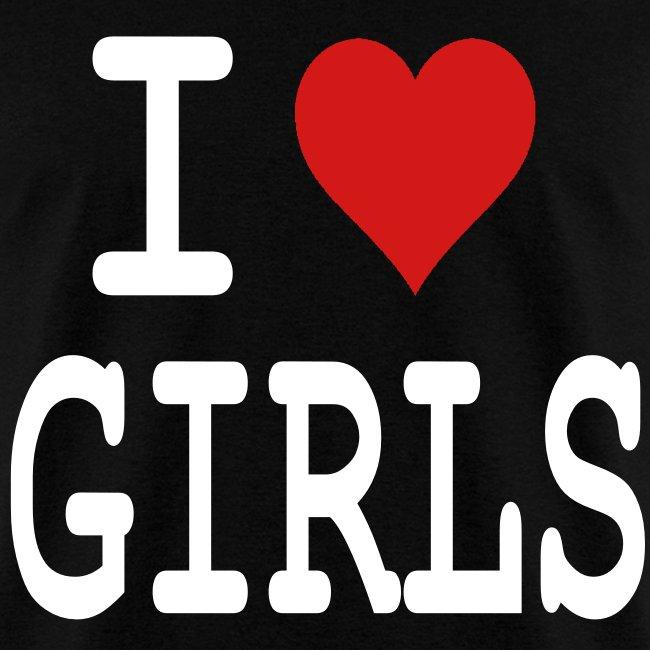 I heart Girls