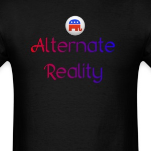 Alternate Reality Mitt Romney 2012 - Men's T-Shirt