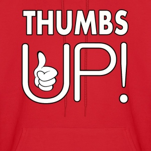 THUMBS UP Hoodies - Men's Hoodie