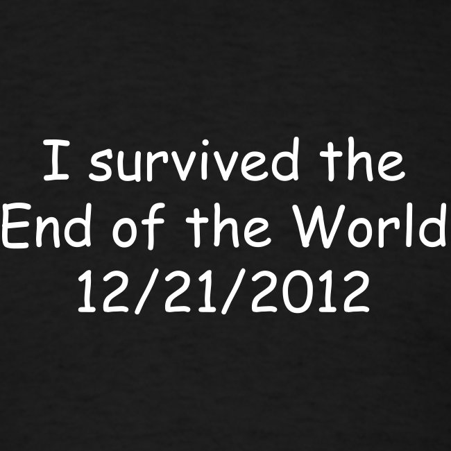 Survived 2012