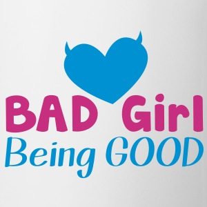 BAD GIRL being GOOD! Bottles & Mugs - Coffee/Tea Mug