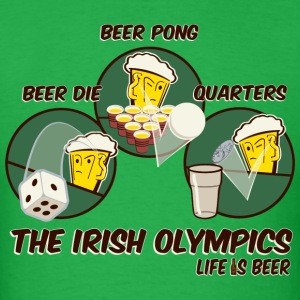Irish Olympics - Men's T-Shirt