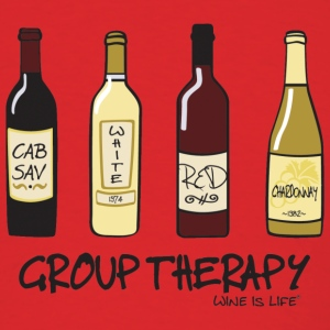 Group Therapy - Men's T-Shirt