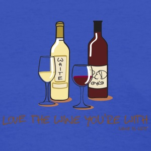 Love the Wine - Women's T-Shirt