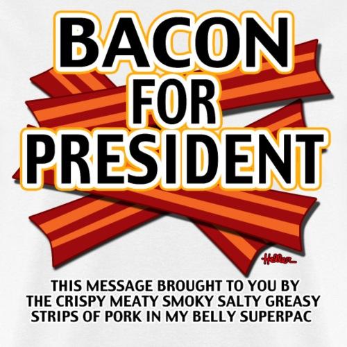 Bacon 4 President - vcb