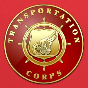 Transportation Corps Branch Plaque - Kids' Hoodie