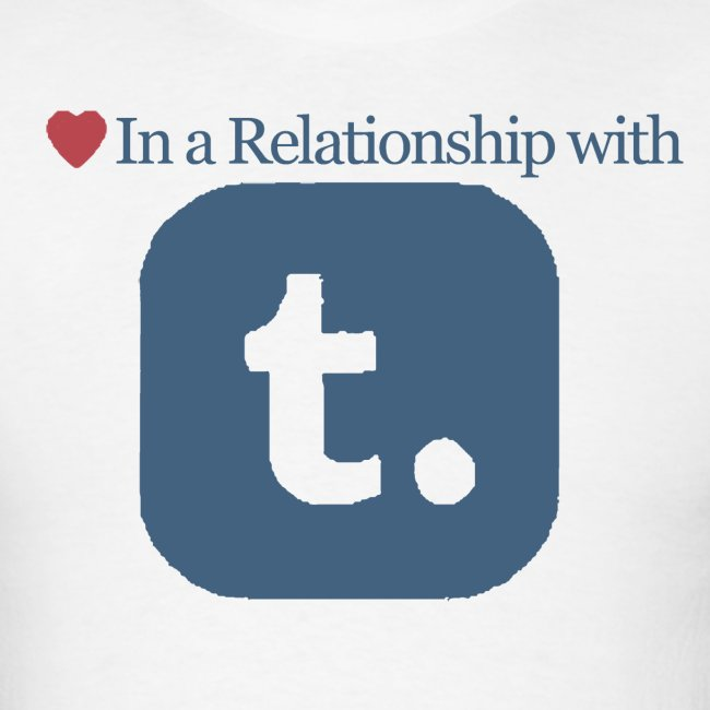 Relationship with Tumblr Tee