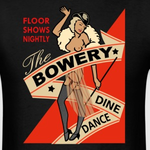 The Bowery - Men's T-Shirt