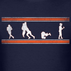 Jay Cutler - Evolution of a Sack T-Shirts