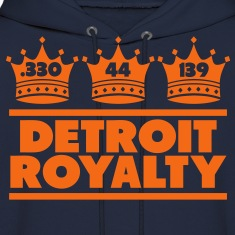 Detroit Royalty Hoodies