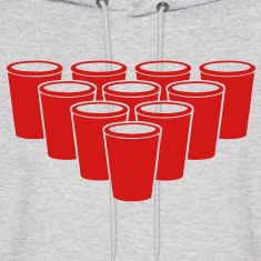 Beer Pong Cups - stayflyclothing.com Hoodies