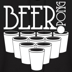 BEER PONG Hoodies