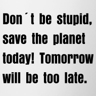 Design ~ Save the planet
