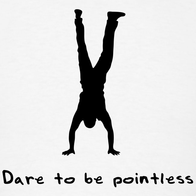 Dare to be Pointless