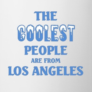 Coolest people from Los Angeles - Coffee/Tea Mug