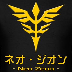Neo Zeon Shirt - Men's T-Shirt