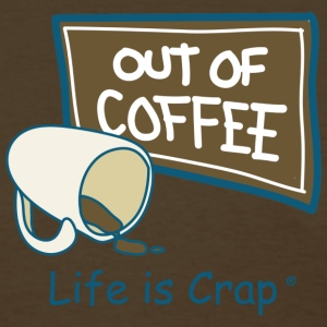 Spilled Coffee - Women's T-Shirt