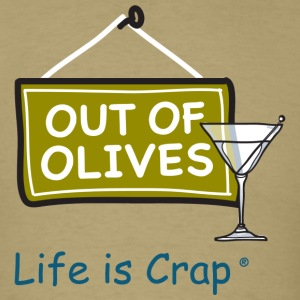 Out of Olives - Men's T-Shirt