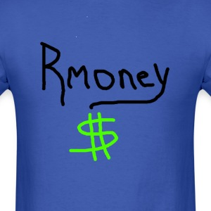 Mitt Romney also Rmoney 2012 - Men's T-Shirt