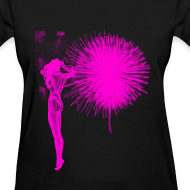 Design ~ GIRL FIREWORK T-Shirt